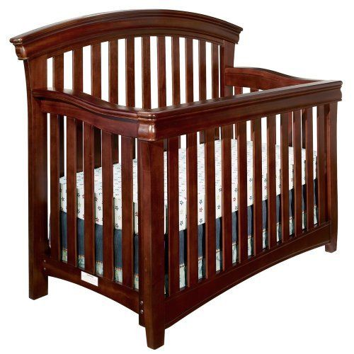 Westwood Stratton 4 In 1 Convertible Crib Collection: Nursery Furniture :  Walmart.