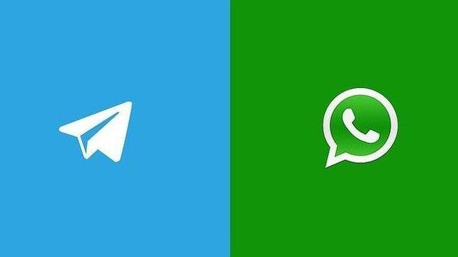 WhatsApp vs. Telegram Free Download Which