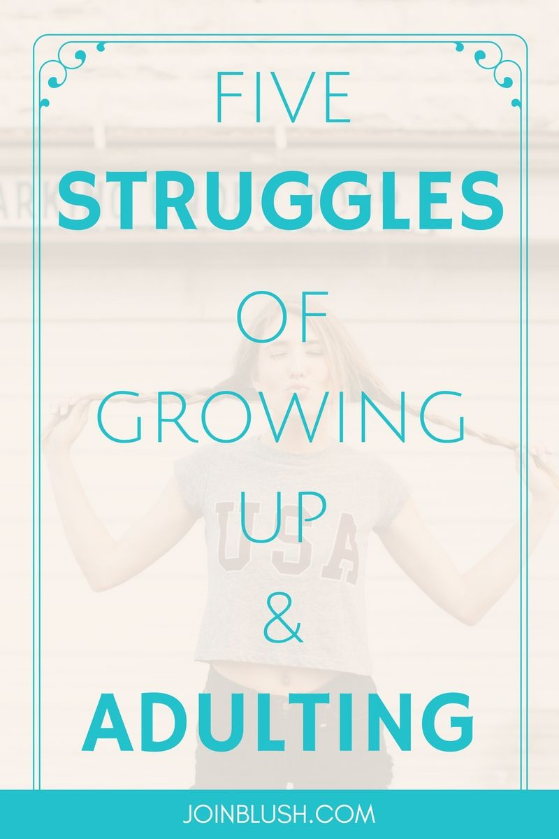 five struggles of adulting adult humor growing up and life quarter life crisis