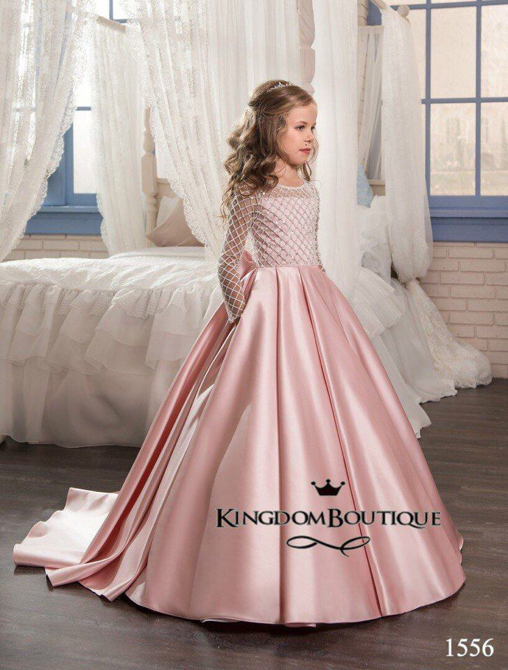 Нарядные детские платья | Vestidos niña fiesta | Pinterest ...
