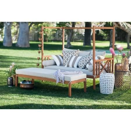 outdoor daybed with canopy - Google Search | Outdoor ... on Belham Living Brighton Outdoor Daybed id=83564