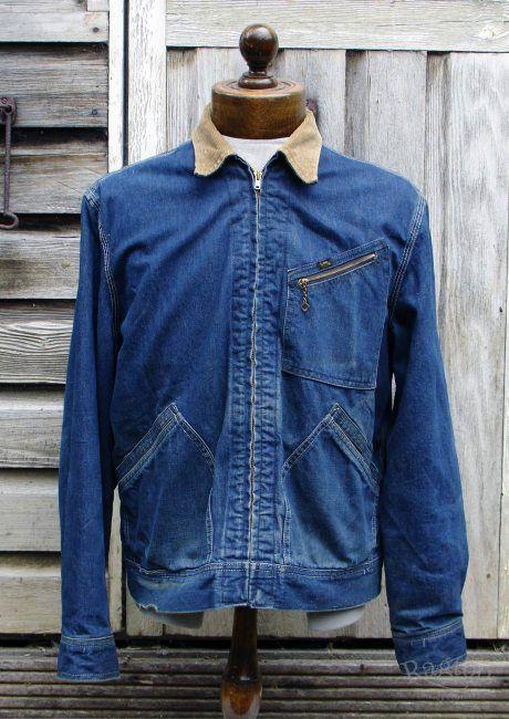Lee 1 Wear Denim Lee Denim Jacket Jackets