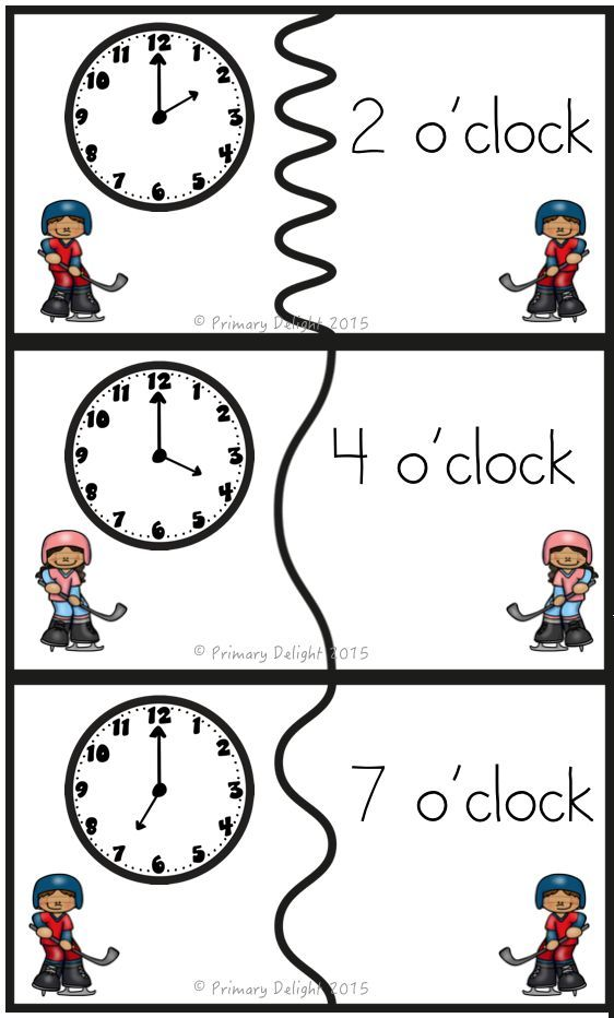 Free Time Puzzles With Words O Clock Half Past Quarter To Quarter Past Fun Math Activities Teaching First Grade Teaching Elementary