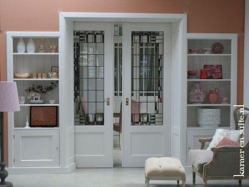 Kleine Ensuite Inloopkast : Mooiste verdeling ensuite deuren in deuren