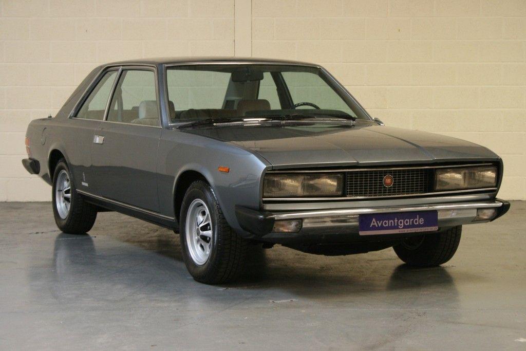 Image Result For 1973 Fiat 130 Coupe Automobiles Antique Fiat