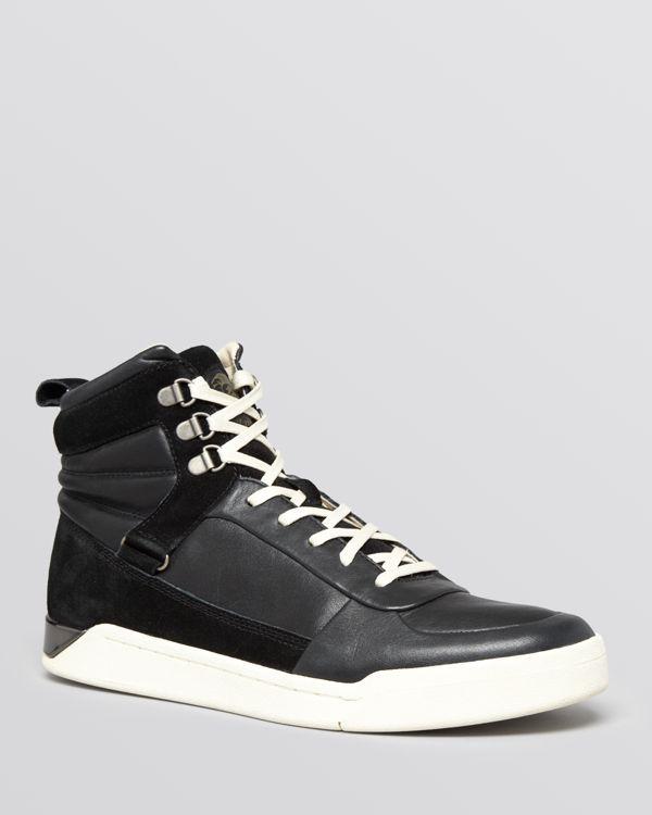 Diesel Tempus Onice Hi Sneakers