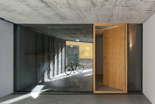 moderne innenarchitektur einfamilienhaus, beton haus-moderne innenarchitektur-porto ezzo | diiren | pinterest, Design ideen