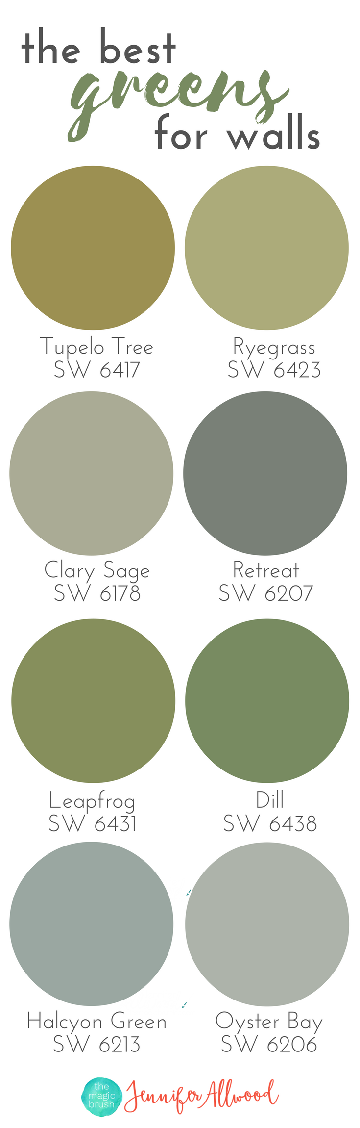 Best Greens For Walls Paint Color Ideas Farmhouse Interior Professional Wall Advice From Jennifer Allwood Of The