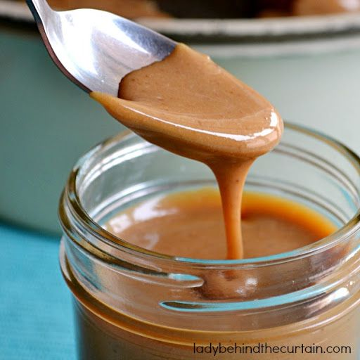 Easy Caramel Drizzle Recipe Yummly Recipe Caramel Drizzle Recipe Caramel Recipes Sauce Salted Caramel Icing