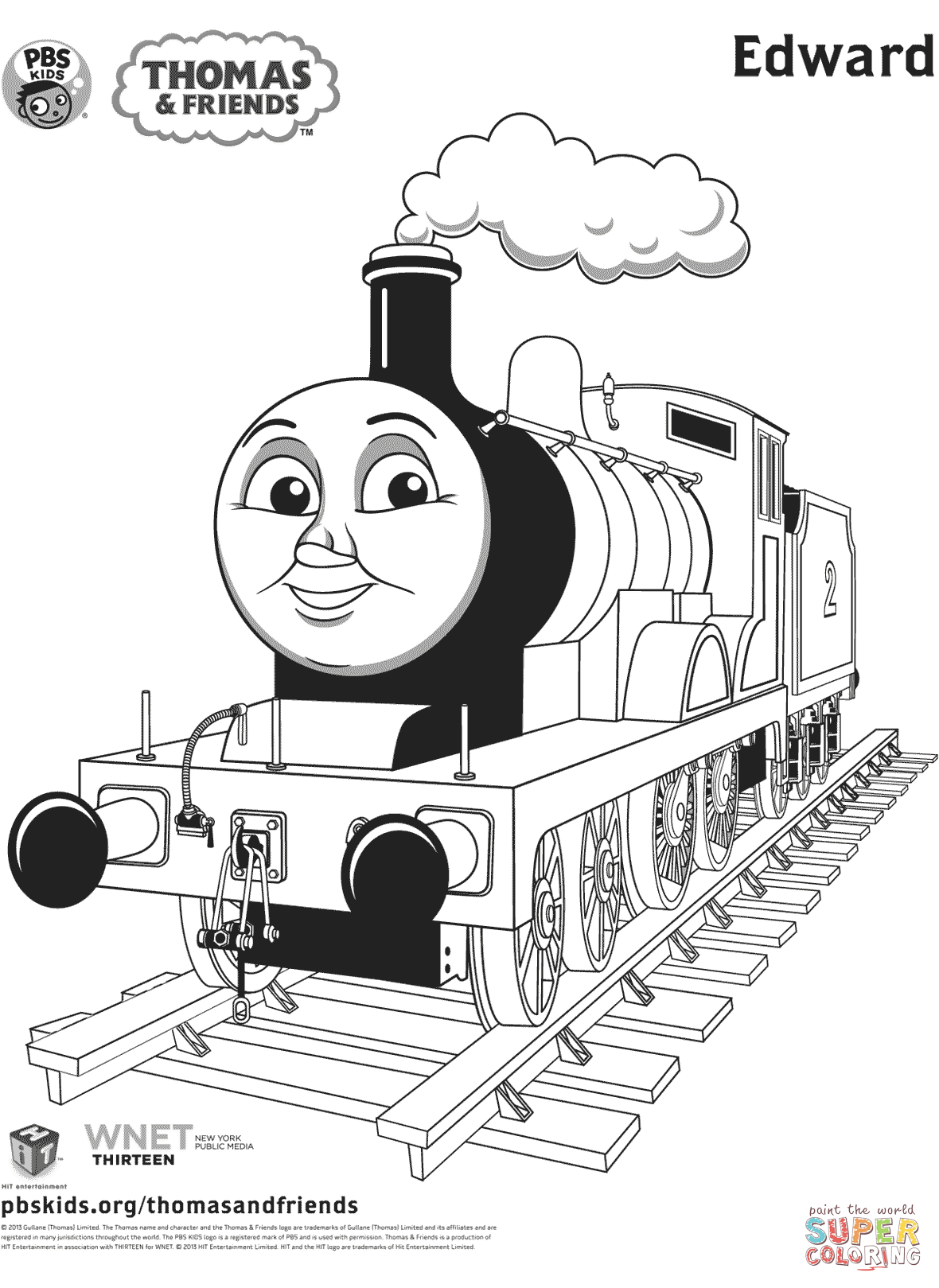 - Thomas Coloring Pages Thomas And Friends, Coloring Pages, Train