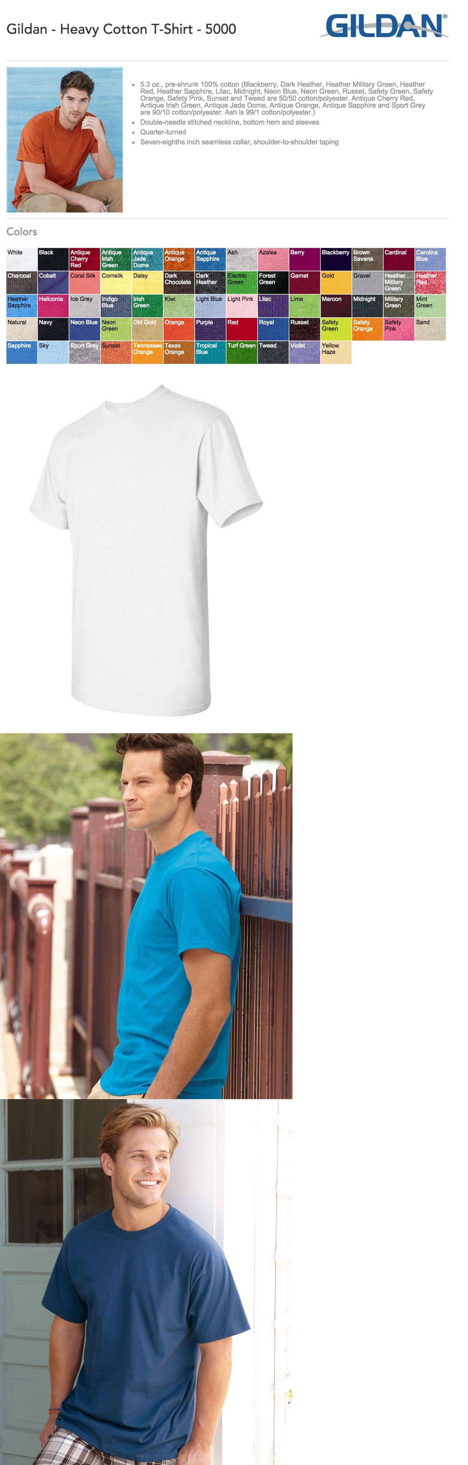 T-SHIRTS BLANK BULK LOT Colors or White S-XL Wholesale Goods 40