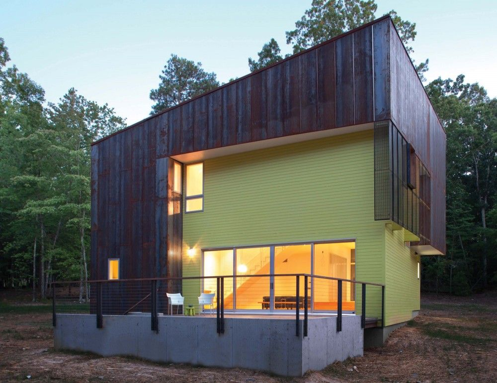 Gallery Of Crabill Tonic Design 1 Architecture Modern House Amazing Architecture