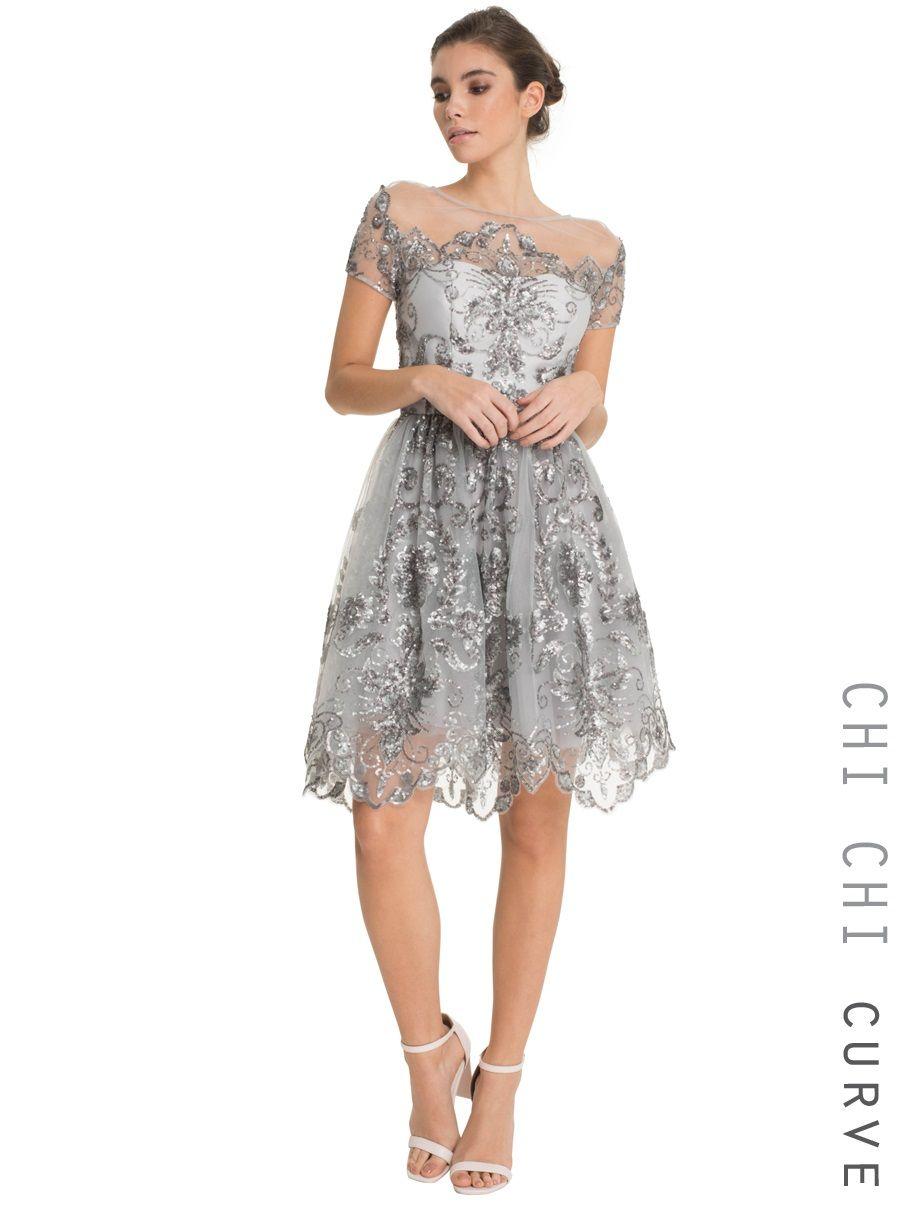 Chi Chi Curve Allanah Dress - chichiclothing.com | personal ...