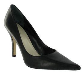 Nine west Barbe- most comfortable heels I've owned.