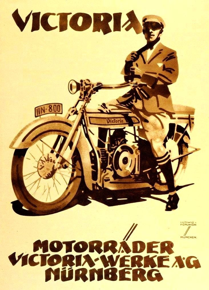 Vintage Vespa 1955 motorcycle Poster Man Cave Garage Art Fathers Day