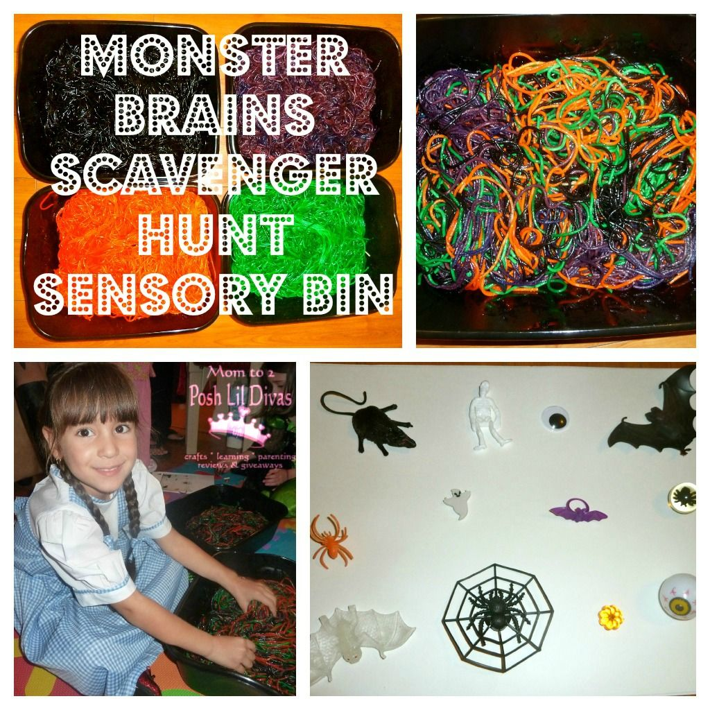 Yes, Halloween is officially over but we are having a Monster Themed week around here in Lil Diva Land so I had to share this with you becau...