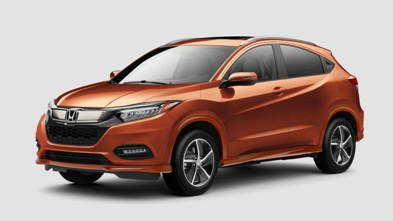 2019 Honda Hr V Prices Go Up More Trims Added Honda Hrv Honda Chevrolet Trax