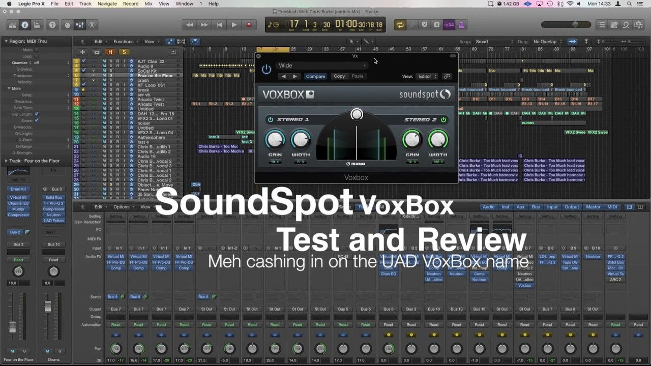 Soundspot Voxbox Test And Review