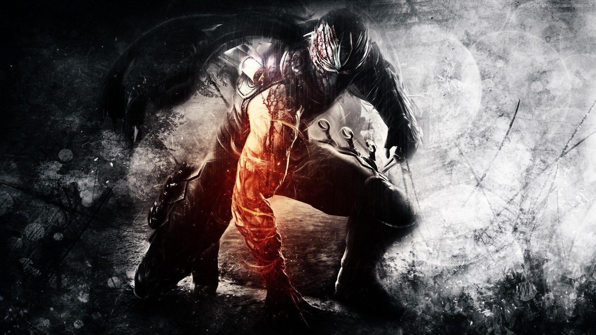 Ninja Gaiden 3 Wallpaper Games Uhd Full Hd Downloads Wallpapers