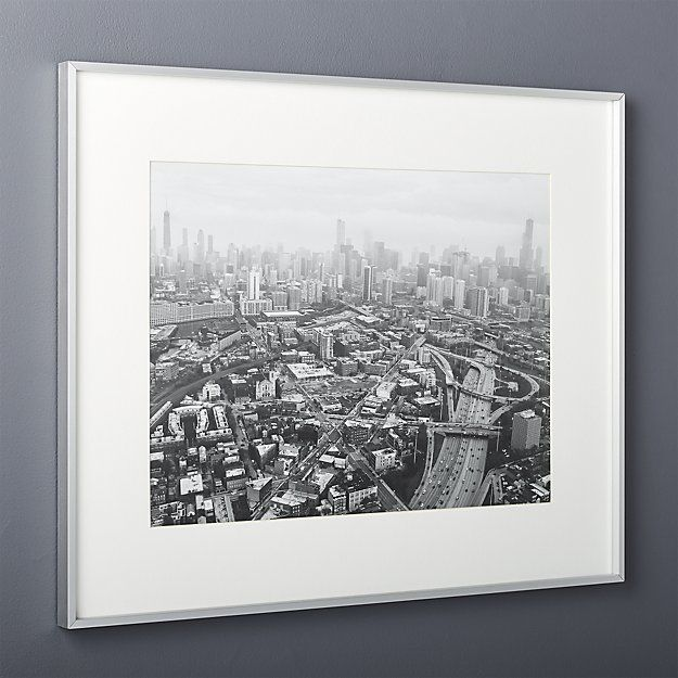 Gallery Brushed Silver 8x10 Picture Frame 11x14 Picture Frame Silver Picture Frames Picture Frame Gallery