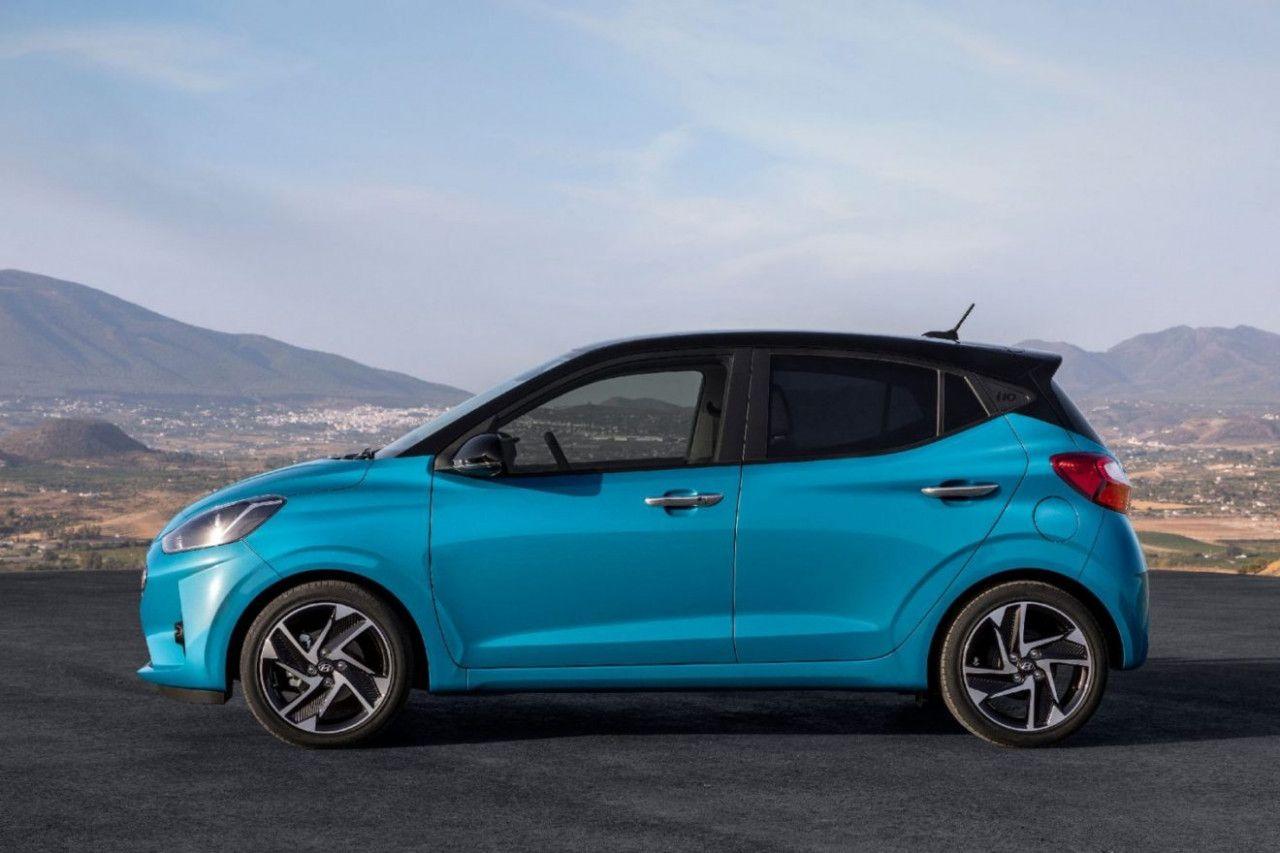 2020 Hyundai I10 Release