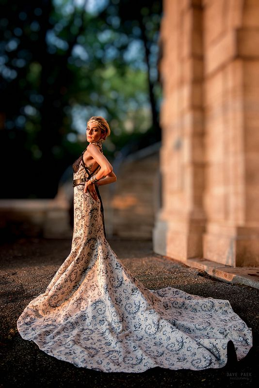 Fashion Shoot Bokeh Panorama | Flickr - Photo Sharing!