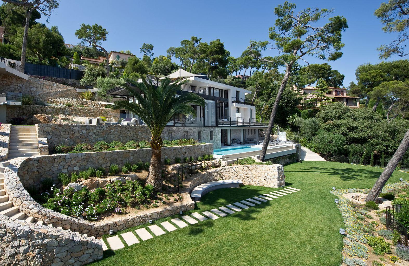 Villa Domaine du Castellet Villefranche sur Mer Прованс
