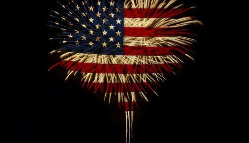 High Quality HAPPY 4TH OF JULY Fireworks IMAGES