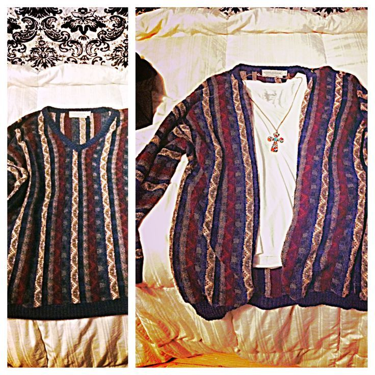 Come to R&R to repurpose a sweater into a cardigan. Perfect for the overcast weather this Whole Earth Festival!