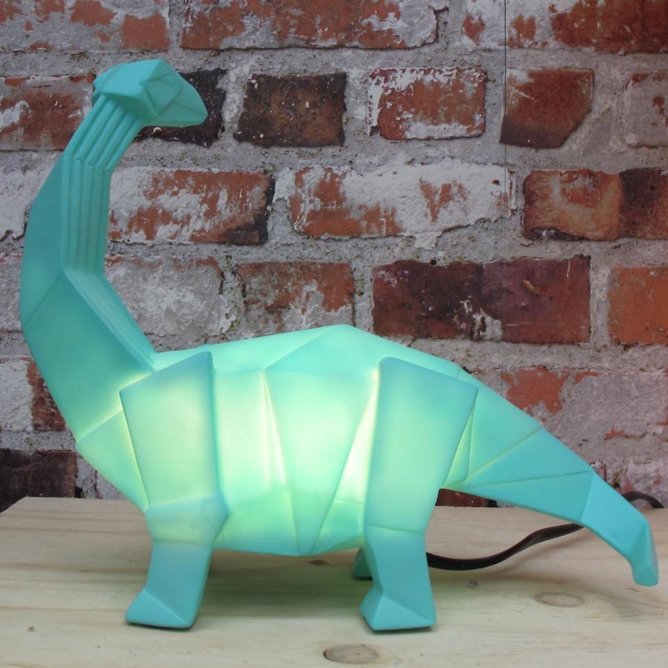 House of Disaster Green Dinosaur Lamp in 2020 Dinosaur