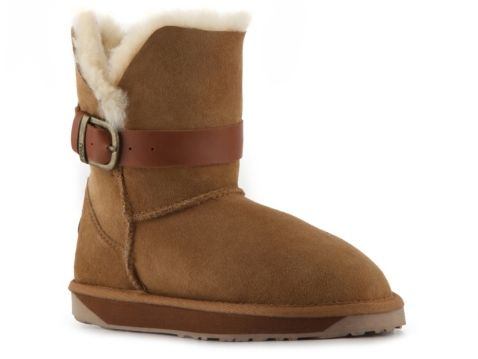 Emu Angels Shearling Lined Boot