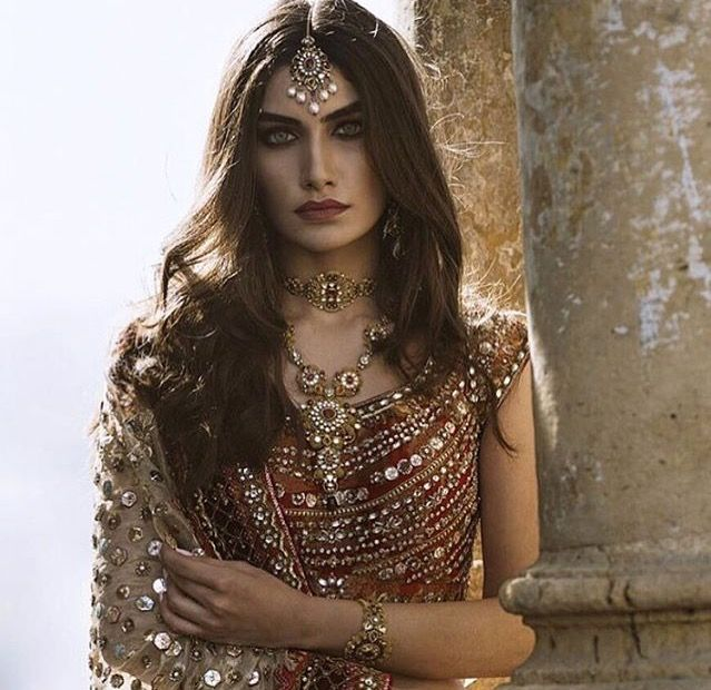 Pin By Rameesha On Pakistani Jewelry