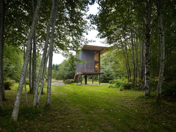Sleek Tourist Cabins : tourist cabin