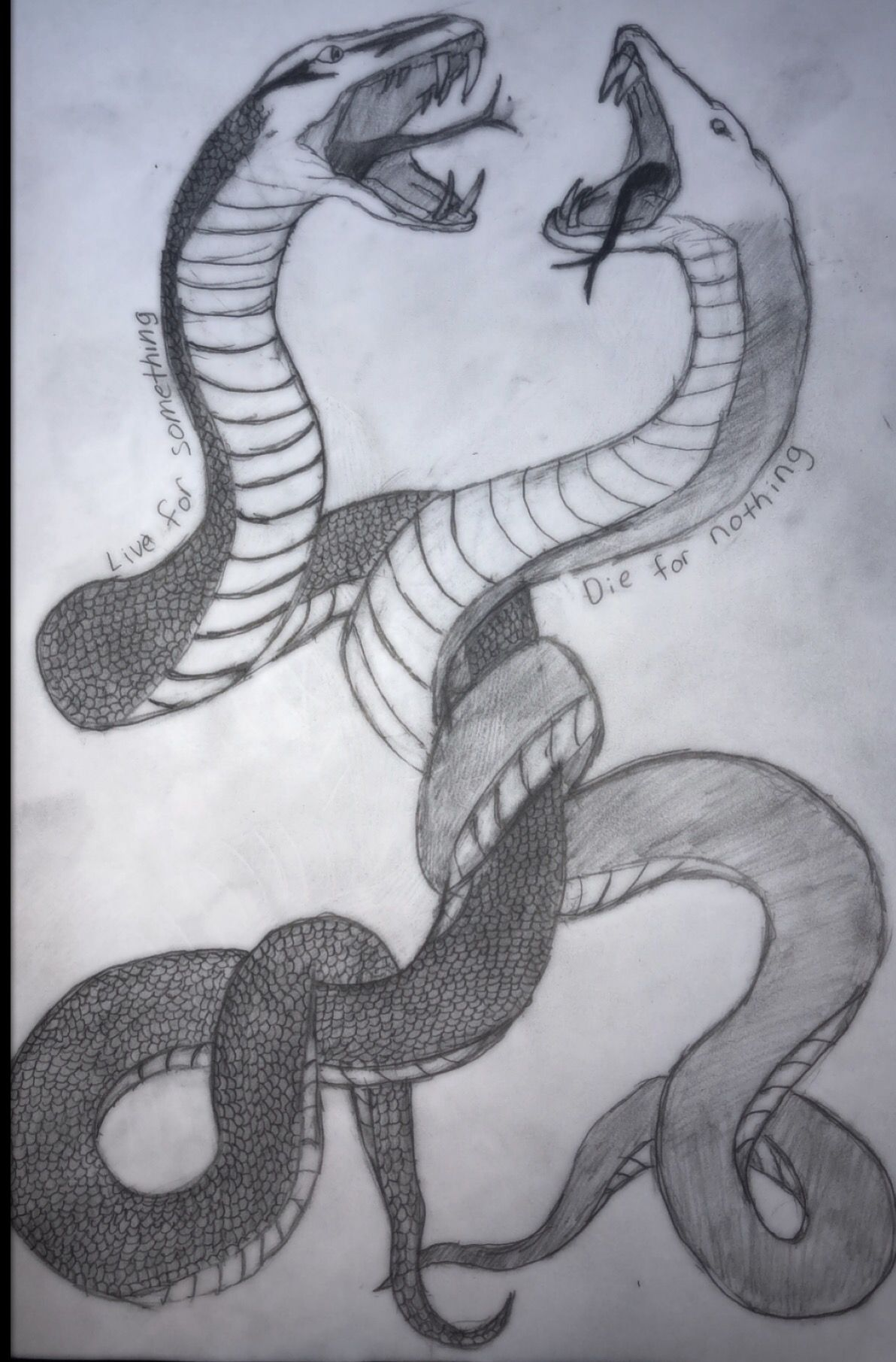 Tattoo Men Snakes Quote Guys