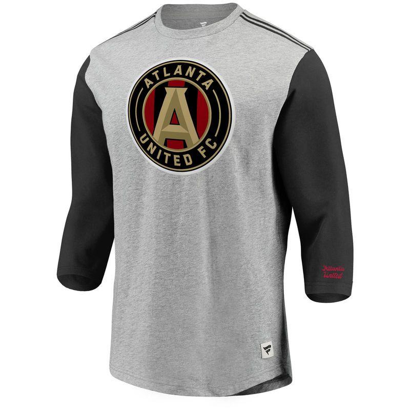 big sale c557e c8915 Atlanta United FC Fanatics Branded Heritage Embroidered ...