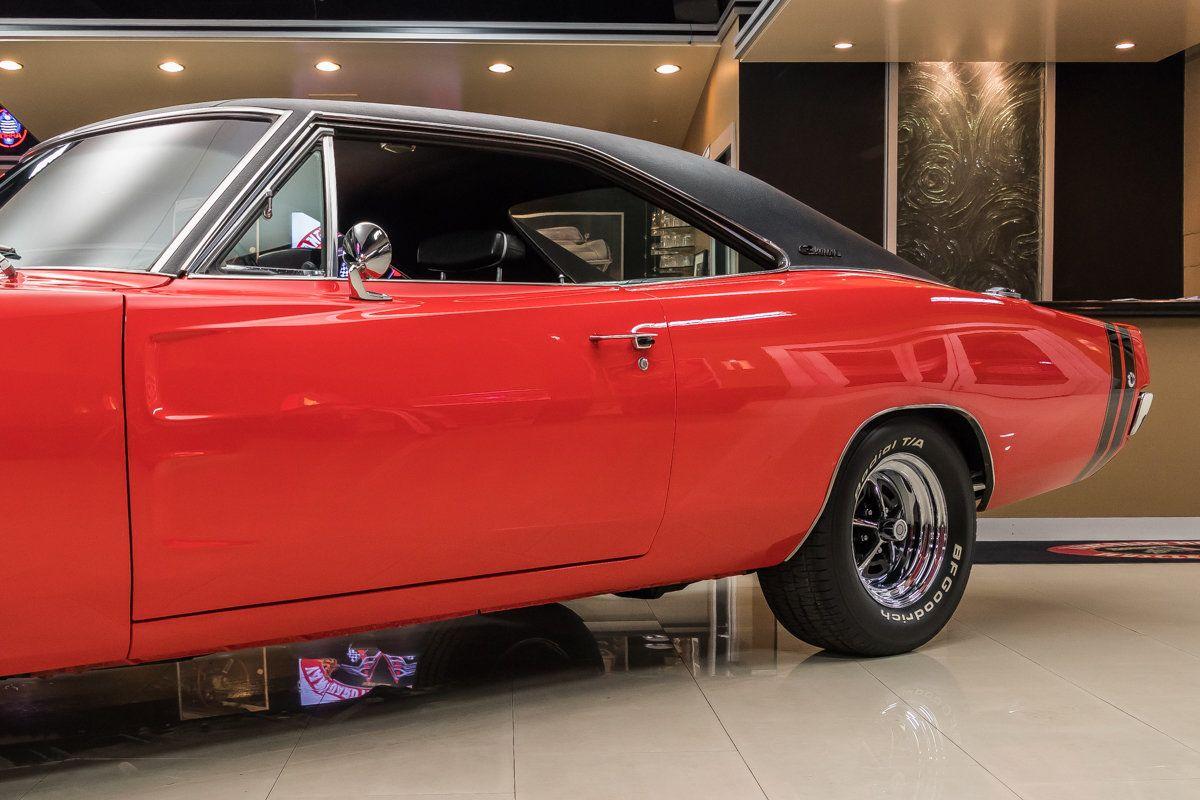 1968 Dodge Charger   Vanguard Motor Sales   3-Dodge   Pinterest ...