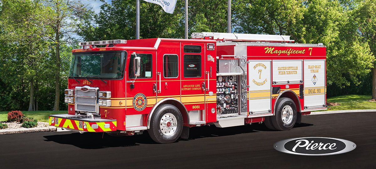 Jacksonville Fire and Rescue Department (FL) 2015 Enforcer