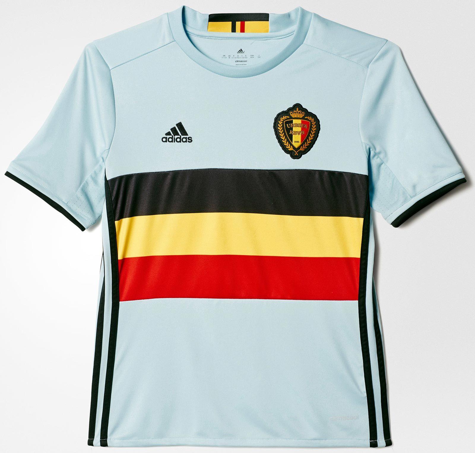 Adidas divulga nova camisa reserva da Bélgica - Show de Camisas ... c645e931bb4c1