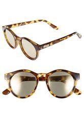 Le Specs 'Hey Macarena' 51mm Retro Sunglasses