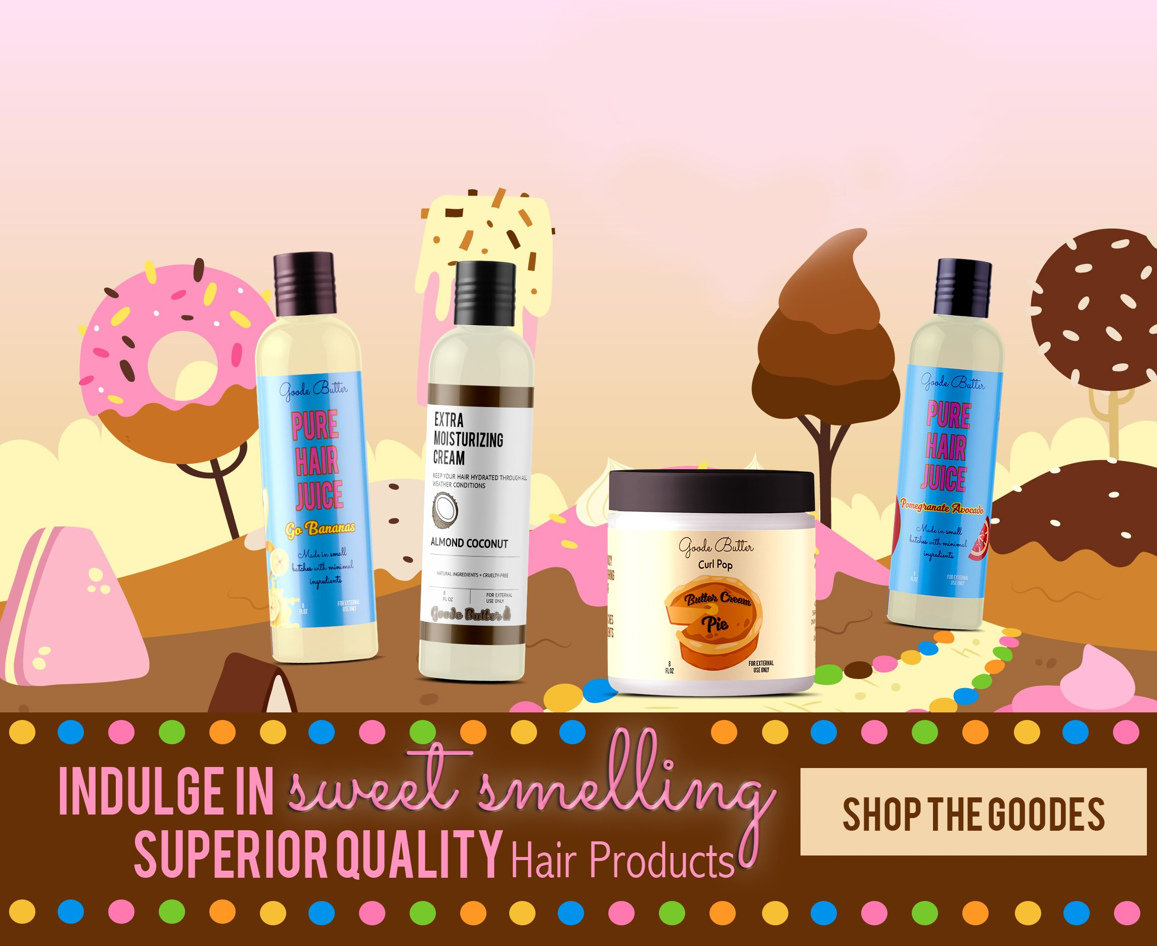 An ingredient conscious hair care brand that delivers