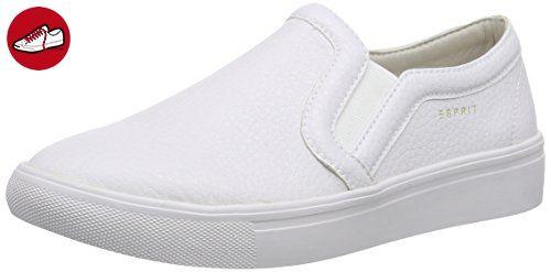 ESPRIT Damen Lizette Slip on Sneakers, Blau (415 Ink), 40 EU