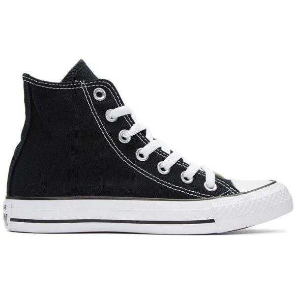 Converse All Star Hi schoenen zwart