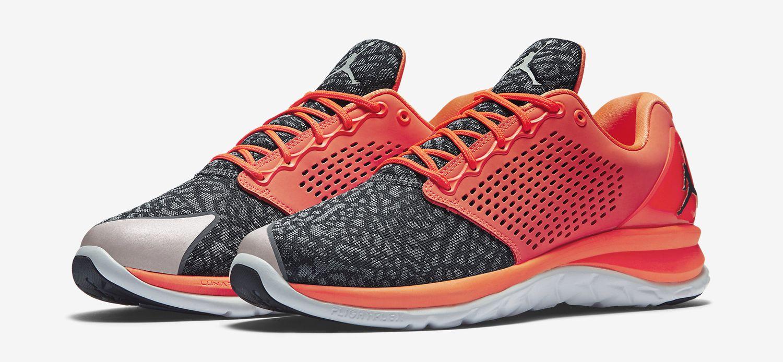 Nike Air Jordan Flight Runner 3 Orange