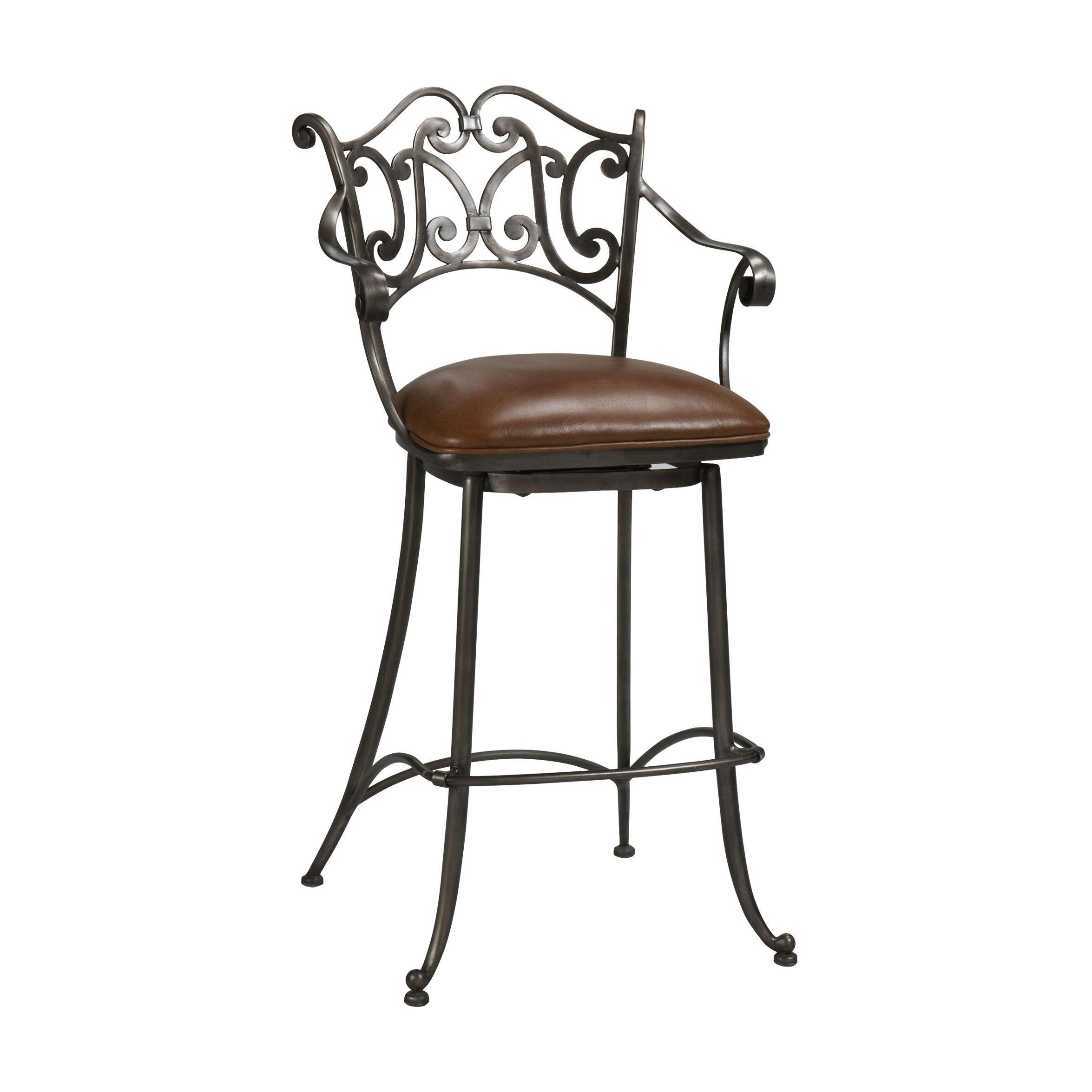 Tremendous Gaston Iron Barstool Ethan Allen Us Bar Stools Home Customarchery Wood Chair Design Ideas Customarcherynet
