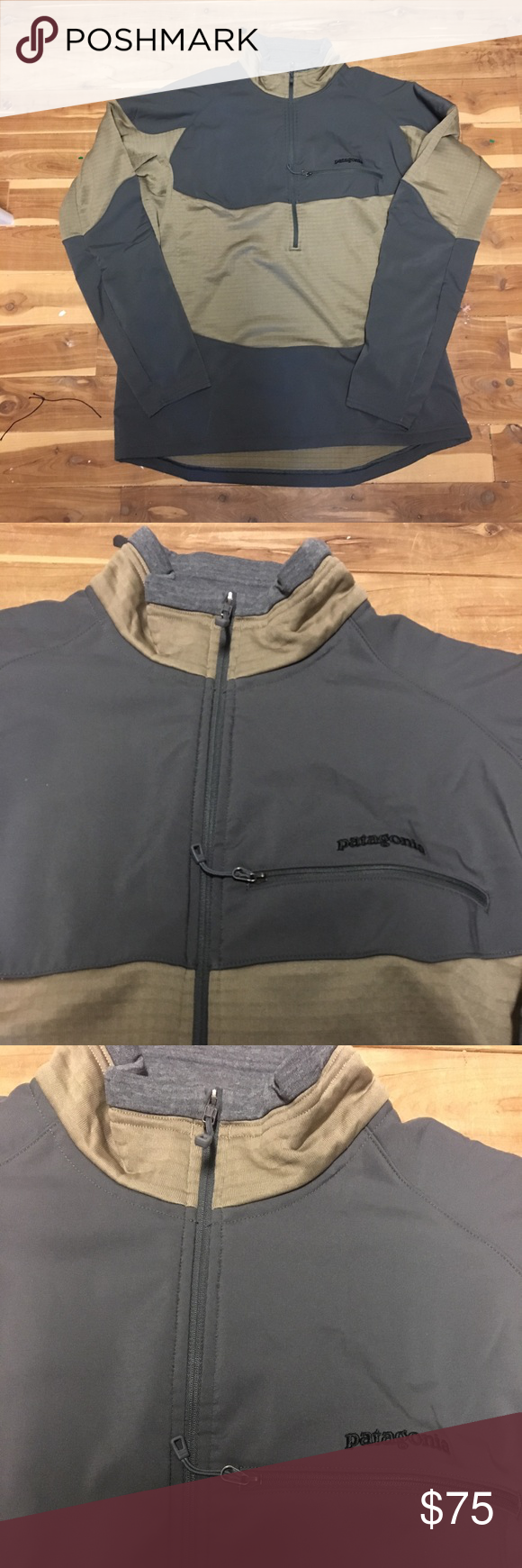 FINAL PRICE Patagonia Men's R1 Field Polartech