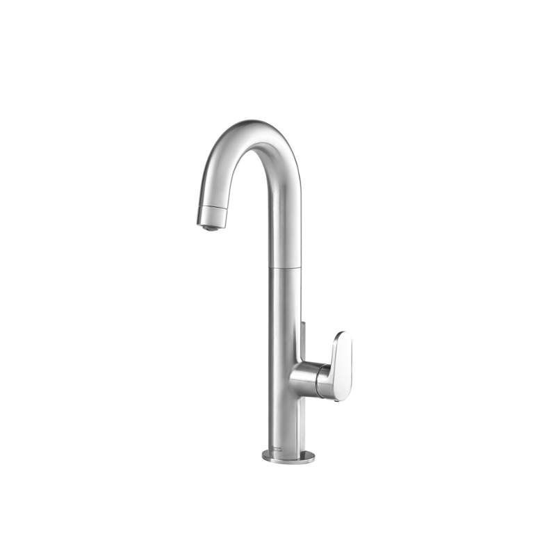 American Standard 4931410 Beale Single-Handle Pull Down Bar Faucet ...