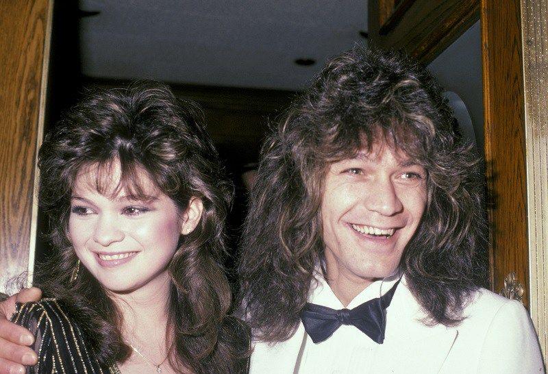 Valerie Bertinelli Inside Her Hellish Marriage To Eddie Van Halen Van Halen Eddie Van Halen Valerie Bertinelli