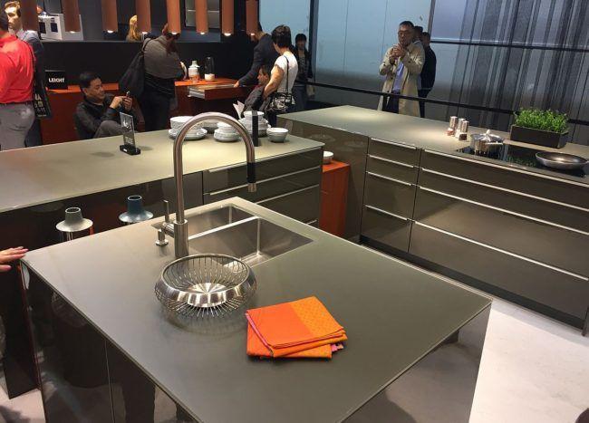 50 Fabulous Kitchen Décor Ideas Unveiled at Salone del Mobile 2016