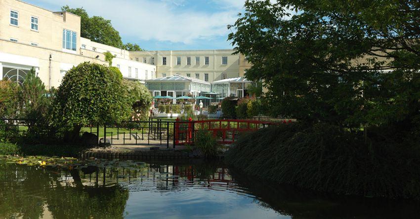garden Sopwell House Hotel Images, Hertfordshire Hotel ...
