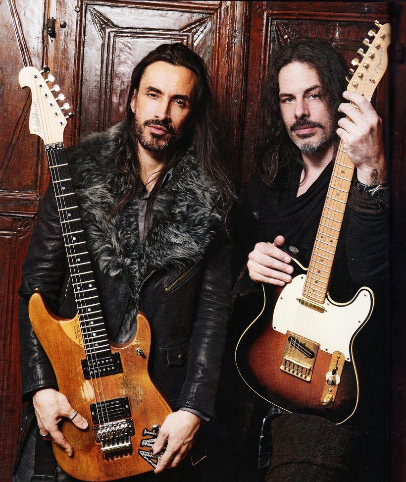 Nuno Bettencourt & Ritchie Kotzen Guitar Masters!